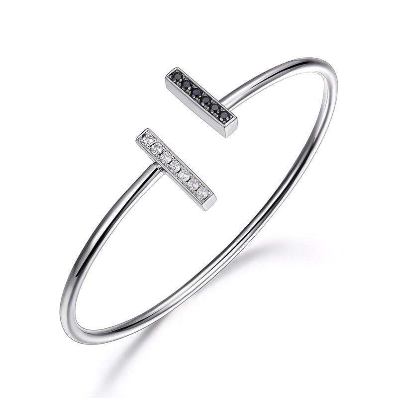 B0341 TUXEDO Bracelet
